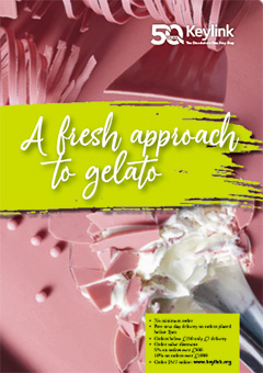 Cover of A Fresh Approach to Gelato