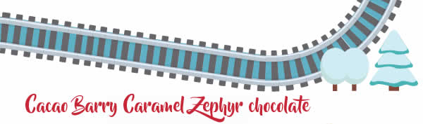 Cacao Barry Caramel Zephyr chocolate brings real luxury, and its similar filling Cara Nougatine will help you create sumptuous fillings for chocolates and patisserie.