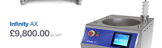 Infinity AX £9,800.00 ex VAT