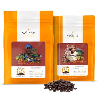 Two new origin chocolates from Veliche Gourmet